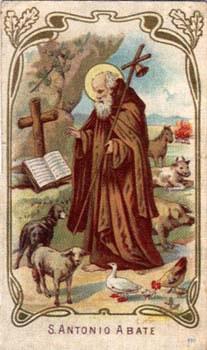 Chiese di vasto s antonio abate for Arredo bimbo sant antonio abate