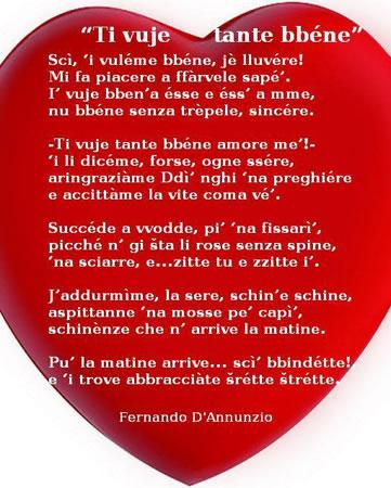 Poesia E Prosa Di Vastesi Fernando Dannunzio